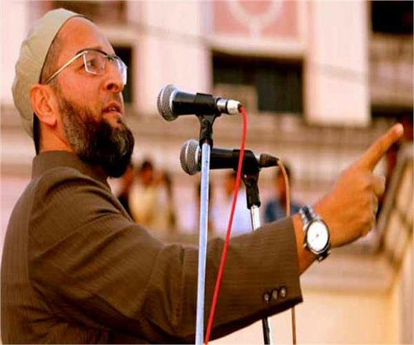 what did the owaisi say on the massive victory of bjp in up