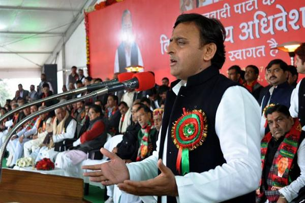 sp will come to power and will give lohia residence on the moon akhilesh