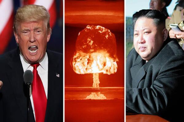 north korean leader acting very badly trump