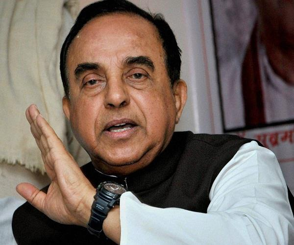 indian clerics were working against country says subramanian swamy