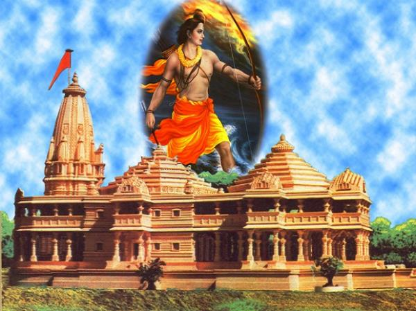 saints will celebrate the first anniversary of ram temple as mahaparva