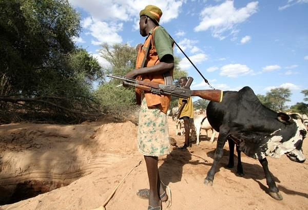 conflict in drought affected kenya  10 killed