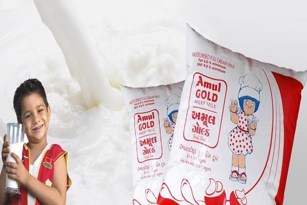 amul milk price hike from the night of 3rd march