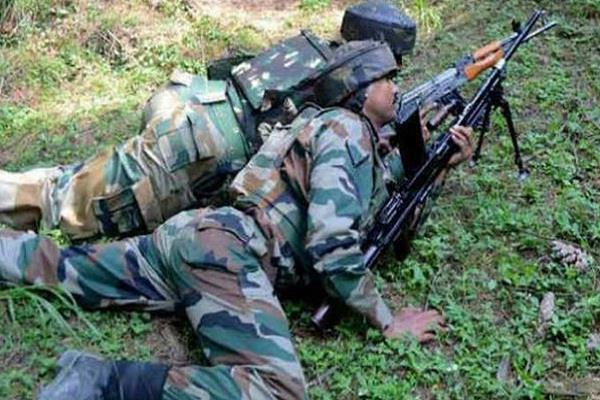 four maoists stack in encounter with security forces