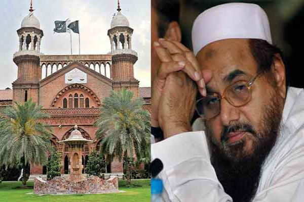 lahore high court new bench to take up saeed petition next week