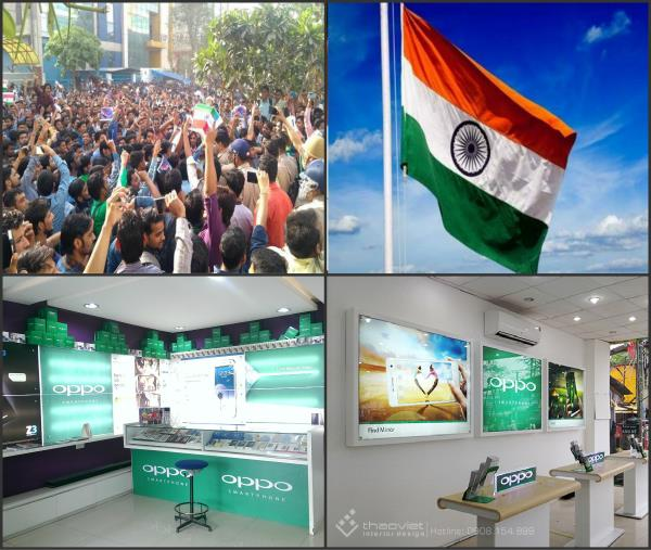 oppo insulted the tricolor expensive company closed