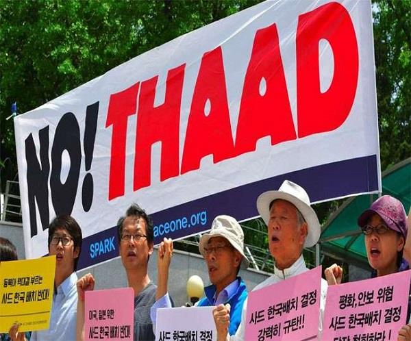 china linked thaad opposes to south korean business