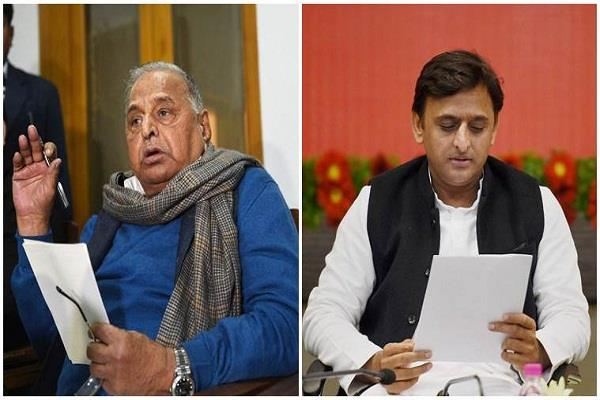 mulayam  s support to the nda in the presidential election
