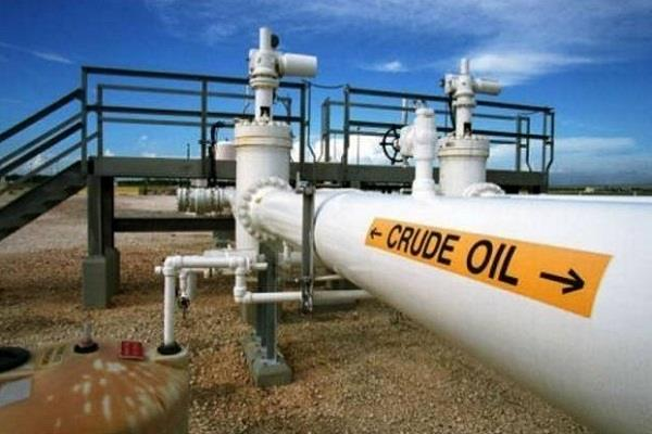 crude oil biggest fall in the year