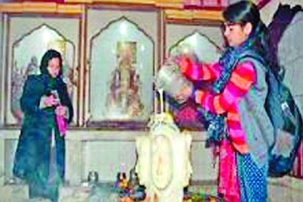 muslim families refused shivaratri festival set precedent