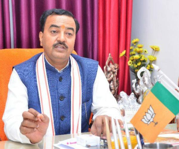 central government has done a lot of work in three years  maurya