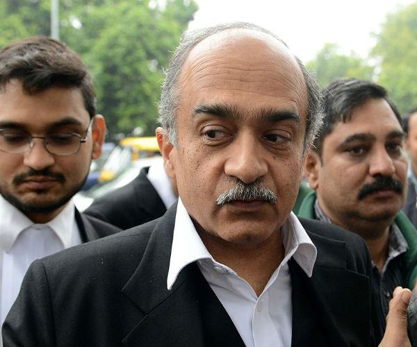 prashant bhushan filed objectionable comment on bhagwan krishna