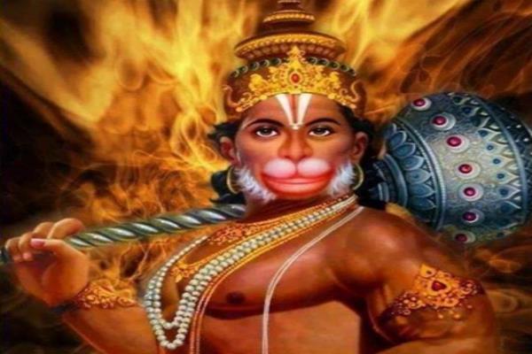hanuman jayanti yesterday