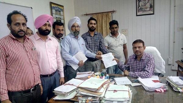 d t f  teachers  submitted to demand letter to adc