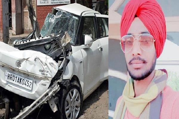 dead in road accident and 4 critical