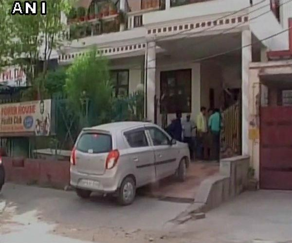income tax raid on the residence of additional sales commissioner keshav lal