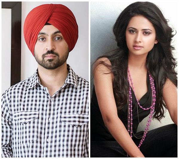 diljeet and sargun mehta award for best actor and best actress award