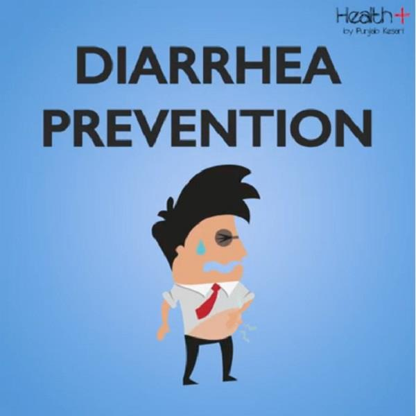 diarrhea prevention
