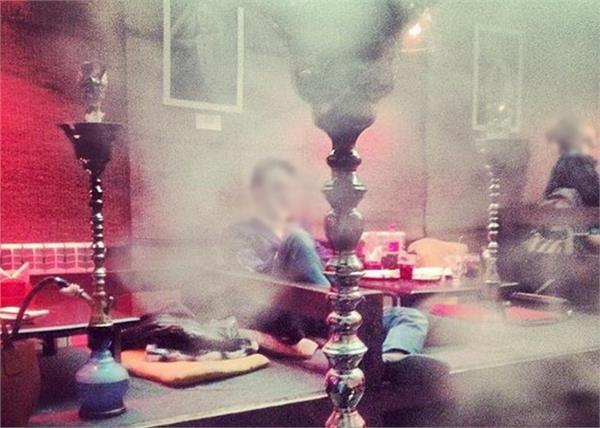 raid in hukka bar