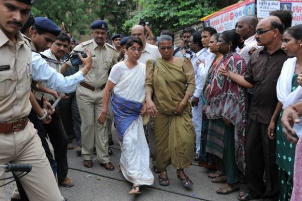 former bjp legislator maya kodnani can use amit shah as his witness
