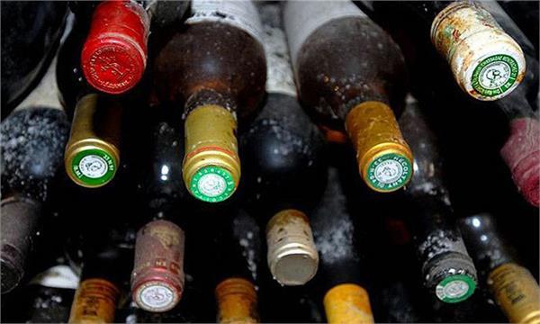 1128 bottles of illegal liquor recovered