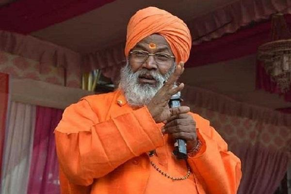 ram mandir will be constructed before the lok sabha elections sakshi maharaj