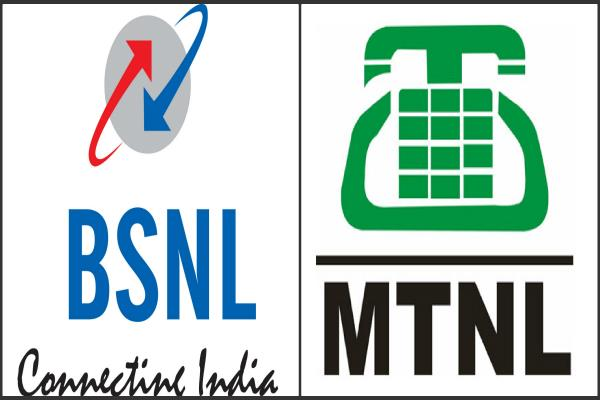 mergers of bsnl and mtnl to emerge from huge losses mtnl