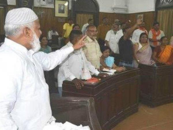 allahabad order of inquiry against insult of the national anthem