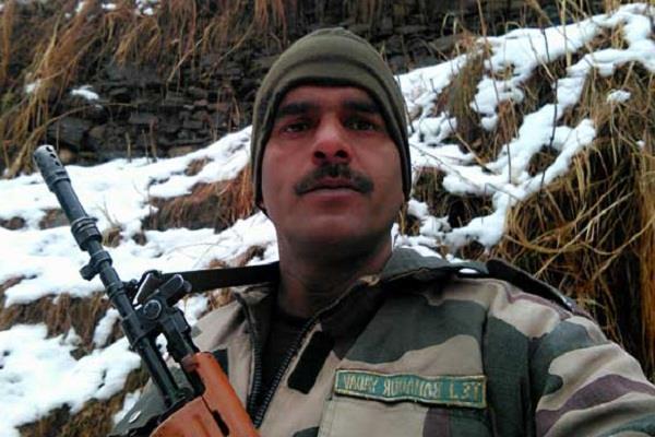 tej bhadur from bsf dismissed