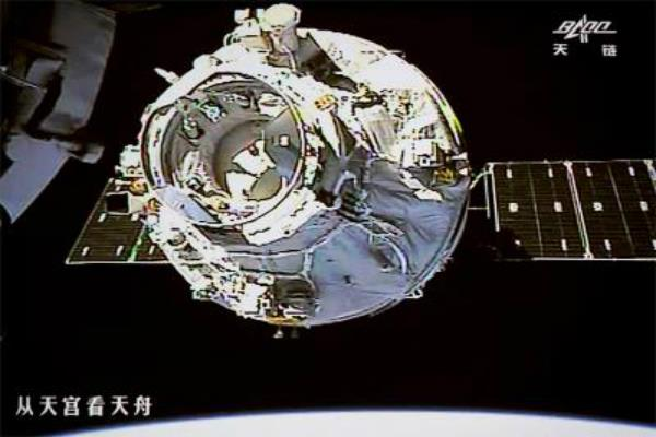 china to send humans to its planned manned space station by 2022