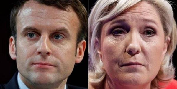 french presidential candidate macron targeted by hackers