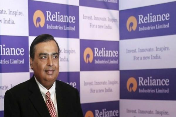 reliance made number one company