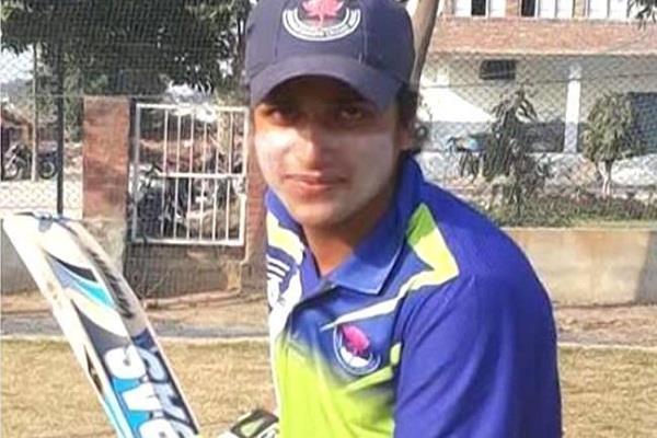 kashmiri female cricketer to represent north india in mumbai