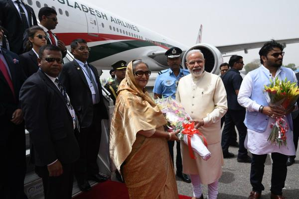pm modi had trolled for this controversial remark on hasina