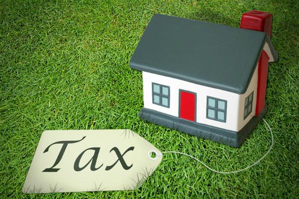 recovery cell build to recover property tax