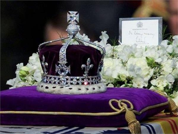 cant pass an order on reclaiming kohinoor  supreme court
