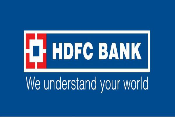 hdfc bank hits new high  market cap inches closer to rs 4 lakh crore mark