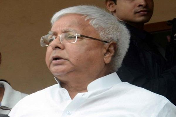 lalu said why the 10 million machines being changed