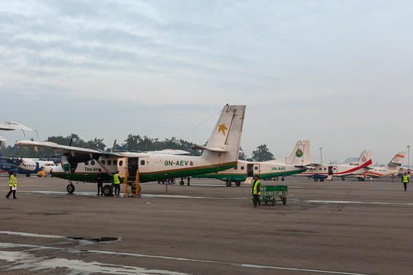 leopard shuts down kathmandu international airport