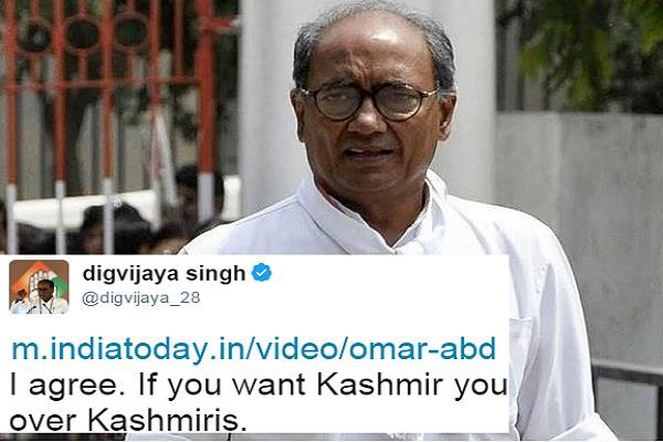 digvijay singh compares the army with terrorists