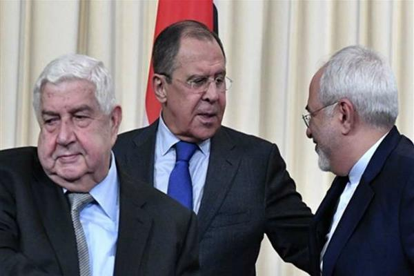 russia iran and syria issue warning to us
