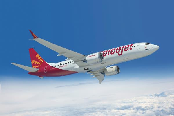 spicejet aircraft will be the entertainment tool online