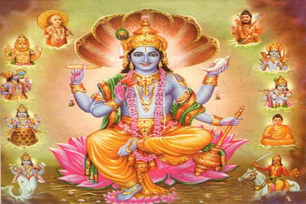 miracles of lord vishnu