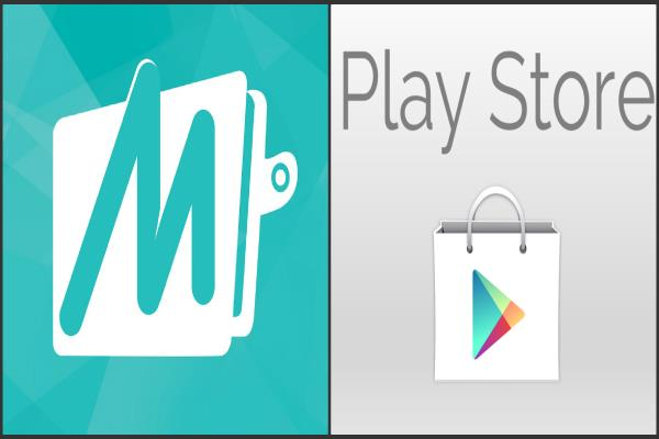 mobikwik contracts with google play store