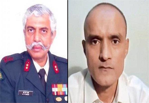 former major general dg bakshi speak on kulbhushan jadhav