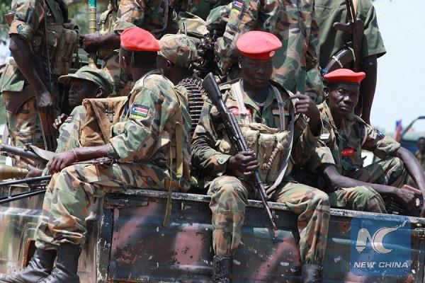 at least 16 killed in fresh fighting in south sudan