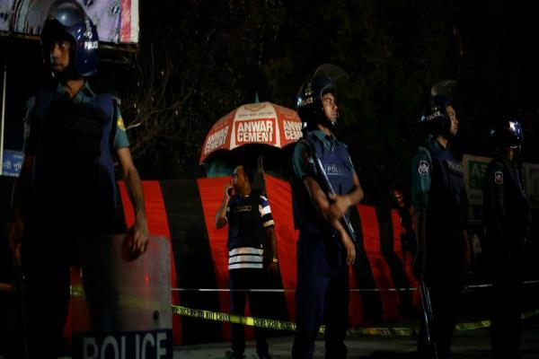 security forces in bangladesh strike on terror targets  3 militant piles