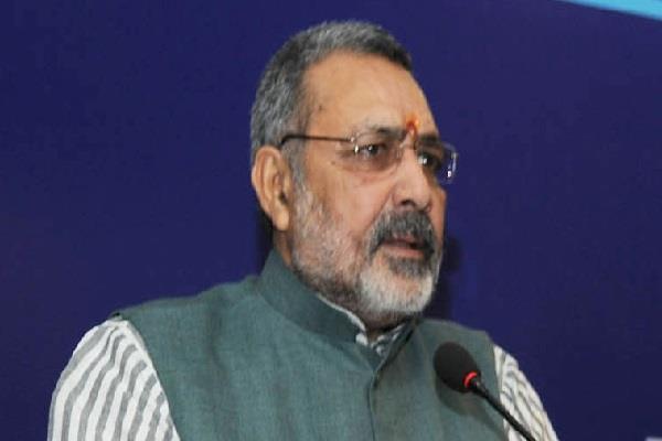giriraj singh said babri masjid accused found guilty in public