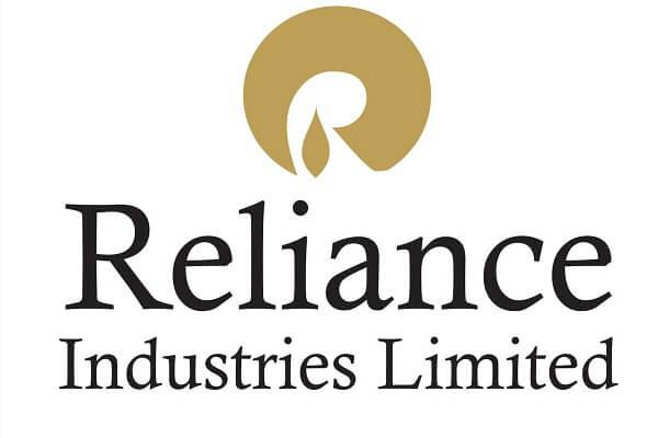 in terms of market cap  tcs is behind ril