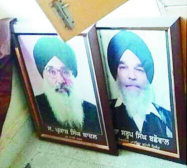 photos of former chief minister badal